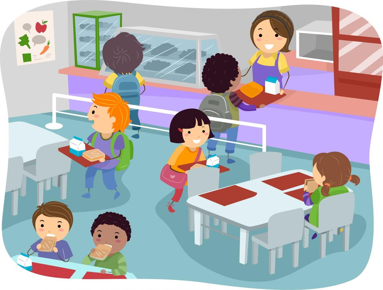 Refeições escolares