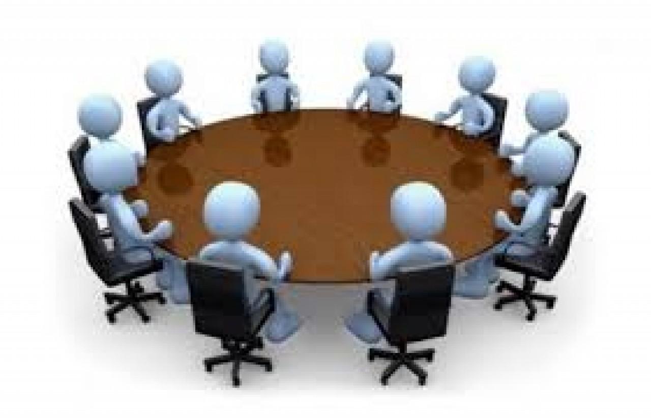 Reunião com Empresas Municipais